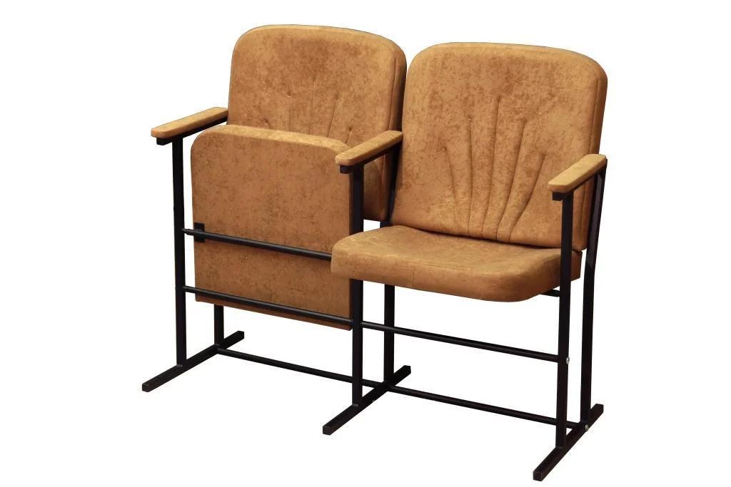 Крісло для актового залу м'яке секційне УНІВЕРСАЛ