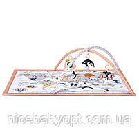 Развивальний килимок-палатка 3 в 1 Kinderkraft Tippy, фото 8