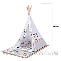Развивальний килимок-палатка 3 в 1 Kinderkraft Tippy, фото 2
