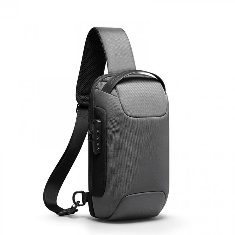 Стильный вместительный городской рюкзак с одной лямкой Mark Ryden Mini Odyssey Рюкзак мужской с кодовым замком