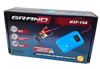 Зарядное устройство 12/24V на микропрцессоре Grand ИЗУ-15А