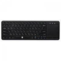 Клавиатура2E KT100 BLACK (2E-KT100WB)