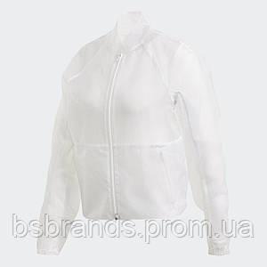 Женская ветровка-бомбер адидас Transparent VRCT GE5462 (2020/2)
