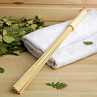 Веник (бамук) для бани и сауны