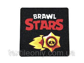 Нашивка Brawl Stars   Бравл Старс 60х60 мм
