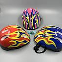 Защитный детский-подростковый шлем, фото 4