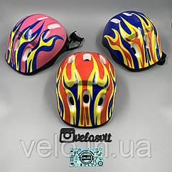 Защитный детский-подростковый шлем