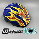 Защитный детский-подростковый шлем, фото 6