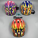 Защитный детский-подростковый шлем, фото 3