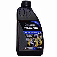 Масло моторне напівсинтетичне SmartOil 10W-30, 1 л.