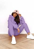 Модный женский спортивный костюм с укороченной кофтой (Норма), фото 6
