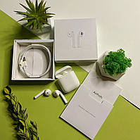 Навушники Apple AirPods 2 Wireless Charging Bleutooth Гарнітура Безпровідні навушники