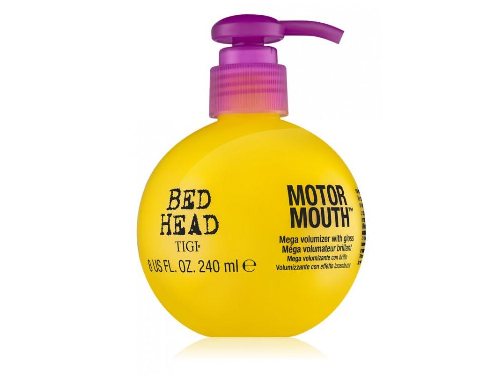 Средство для объема и блеска волос TIGI Bed Head Motor Mouth, 240 мл