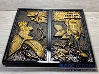 Нарды ручной работы АЗАРТ (65х60 см.)