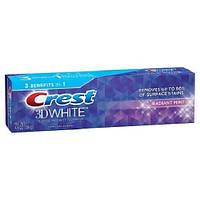 Отбеливающая зубная паста Crest 3D WhiteWhitening Toothpaste Radiant Mint 85 грамм
