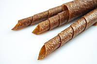 Фруктовая пастила домашняя Яблочная натуральные конфеты жевательные , без сахара, без добавок 100г