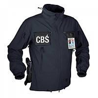 Куртка Helikon-TEX COUGAR QSA + HID Soft Shell Windblocker (Navy Blue)
