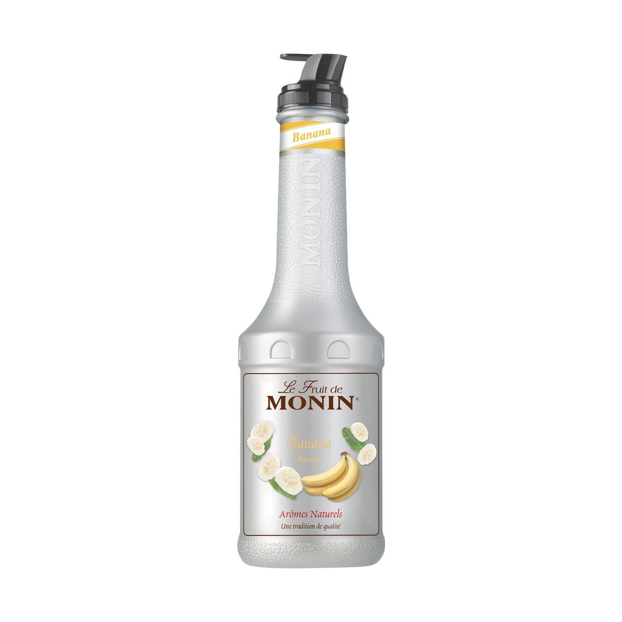 Пюре Monin Банан 1 л