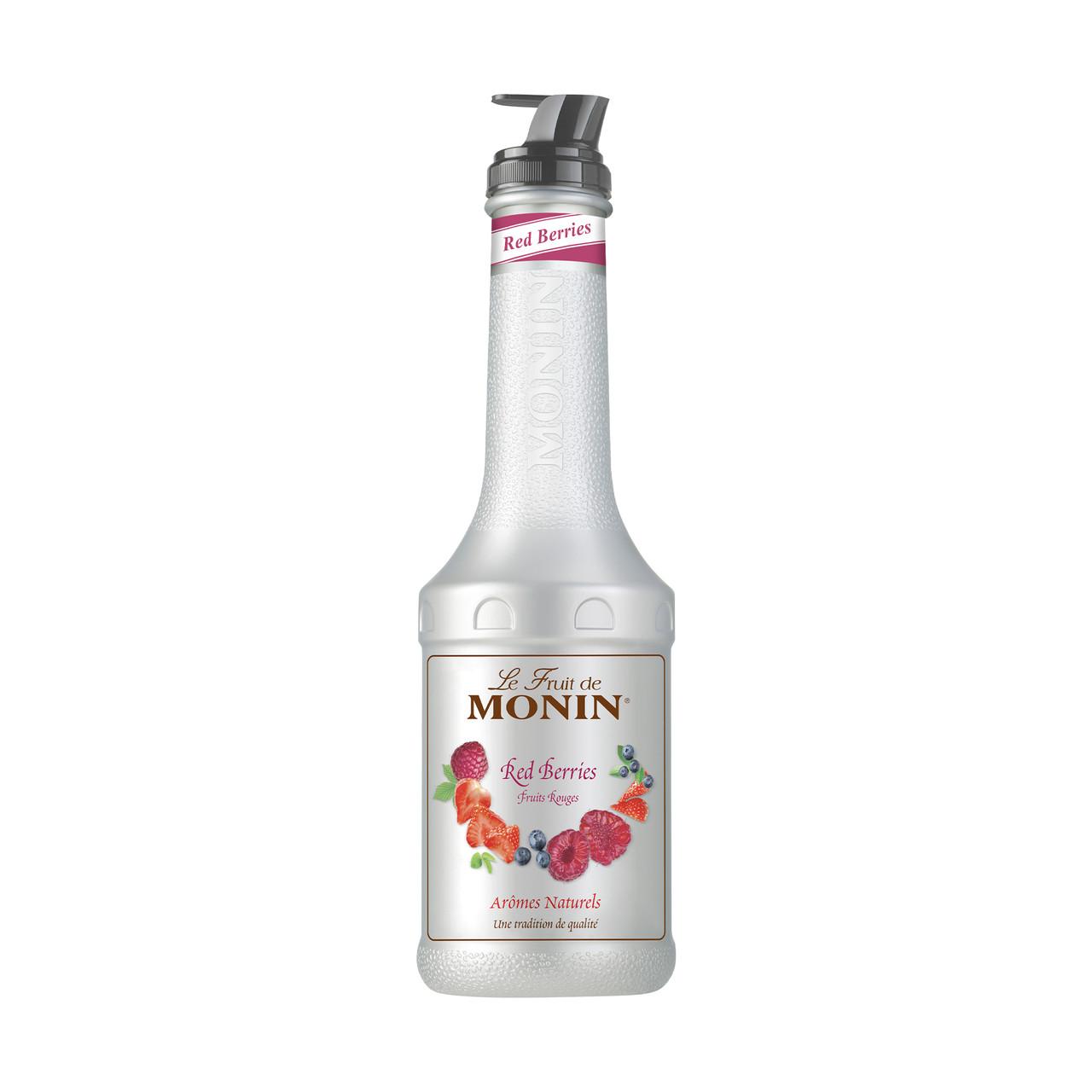 Пюре Monin Красные ягоды 1 л