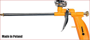 Пистолет для монтажной пены VOREL 09174