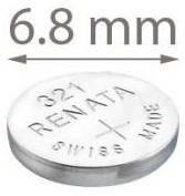 Батарейка для часов, Renata 321