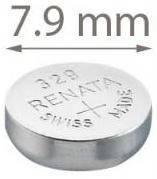 Батарейка для часов, Renata 329