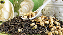 Чай зелений ЖАСМИНОВИЙ РАЙ 40г ТМ ТАТА