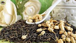 Чай зеленый ЖАСМИНОВЫЙ РАЙ 40г ТМ ТАТА