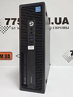 Компьютер HP ProDesk 800 G2 DT, Intel Сore i5-6500 3.6GHz, RAM 8ГБ, SSD 120ГБ