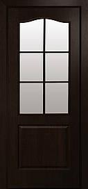 Двері міжкімнатні Класик скло сатин 800