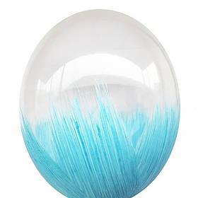 Гелиевые шары браш 30см
