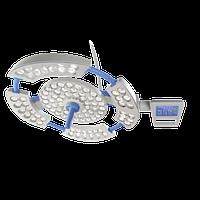 Двухкупольный потолочный операционный светильник NEXUS OL-02/OL-02, фото 1
