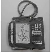 Манжета до тонометрів Gamma Optima, Control Plus Semi 22-32 см