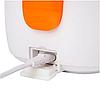 Ланч бокс электрический с подогревом, Ланч-бокс Electronic Lunchbox с подогревом, Ланчбокс от прикуривателя, фото 5