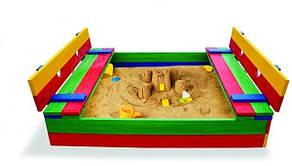 Детская песочница 29 SportBaby