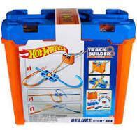 Трек Хот вілс Коробка для трюків Hot Wheels track Builder Deluxe Stunt Box GGP93 . Оригінал