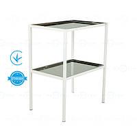 Стол для инструментов, медицинский инструментальный стол для медицинских приборов СТ-И-2Н MEDNOVA