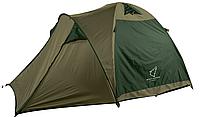 3-х местная 2-х слойная палатка с тамбуром на два входа WL-P930