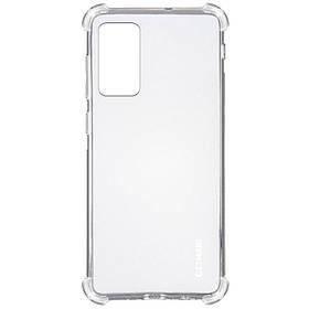 TPU чехол GETMAN Ease logo усиленные углы для Samsung Galaxy Note 20