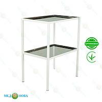 Стол для инструментов (медицинский инструментальный стол) для медицинских приборов СТ-И-2Н MEDNOVA