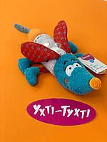 """Игрушка-обнимашка """"Щенок Bob"""", мягкая игрушка для малышей BabyOno 1605"""
