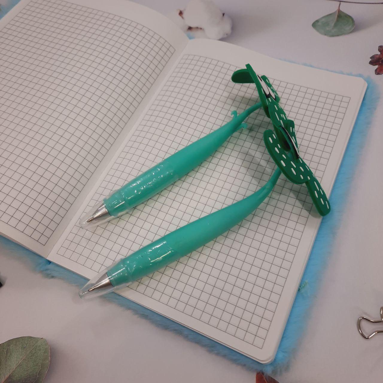 Кулькова ручка Кактус