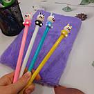 Гелева ручка Зайчик, фото 2