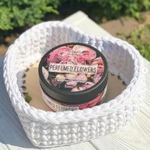Парфюмированный крем-баттер для тела Top Beauty Perfumed Flowers 250 мл