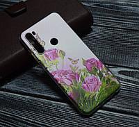Чехол с качественным принтом для Xiaomi Redmi Note 8T