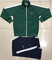 Штаны спортивные Nike Зеленый Штаны найк дл мужчин Спортивный костюм для бега и прогулок на манжетах и резинке