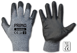 Рукавички захисні PRIMO латекс, розмір 9, RWPR9