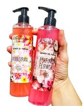 Гель-парфюм для душа Top Beauty 250мл Frangipani Фарджипиани
