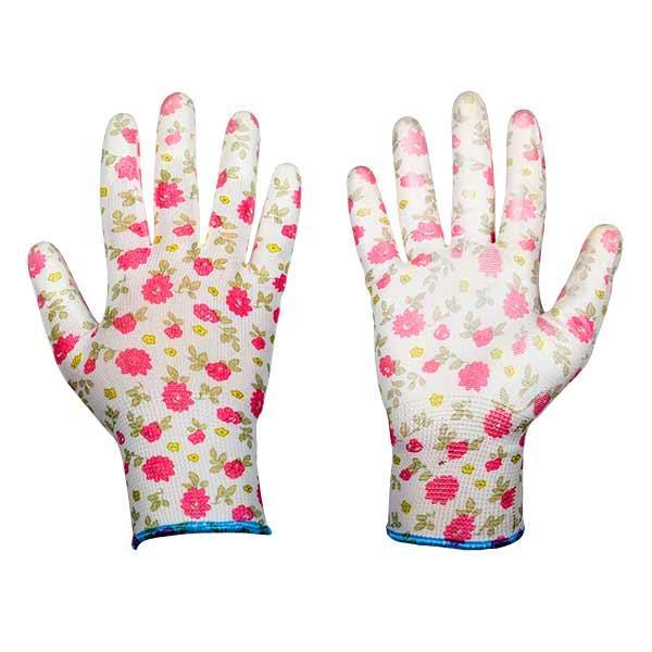 Захисні рукавички, PURE PRETTY, поліуретан, розмір 6, RWPPR6 Бренди Європи