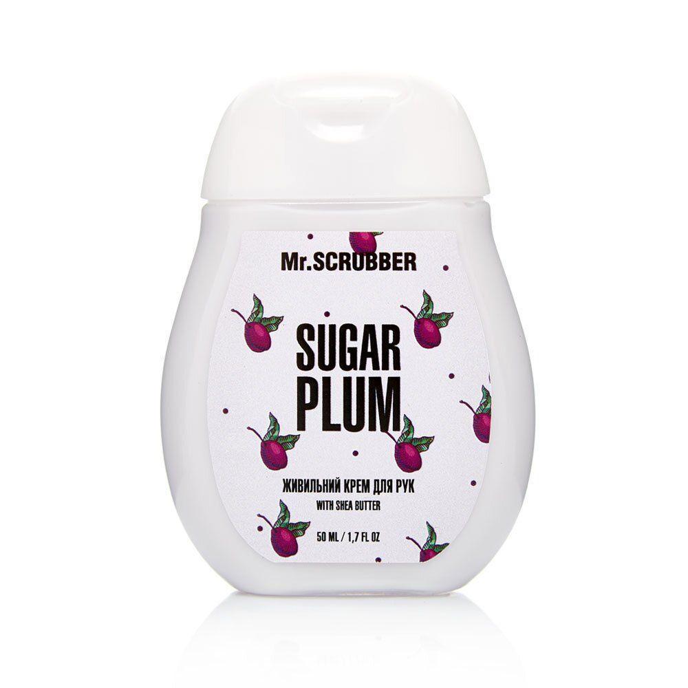 Живильний крем для рук Sugar Plum Mr.Смуги навігації